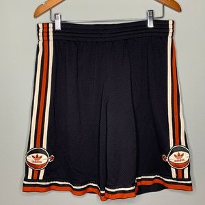 RARE Vintage adidas Sample Basketball Shorts